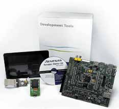 Отладочный комплект Renesas Starter Kit+