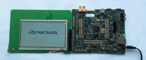 Модуль с дисплеем T070800480-A3TMN-009