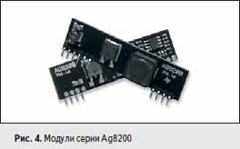 Модули серии Ag8200