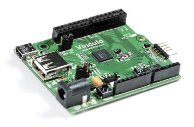 Отладочная плата VNCLO-MB1A (Vinco)