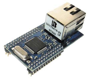 Внешний вид модуля FT810MJ