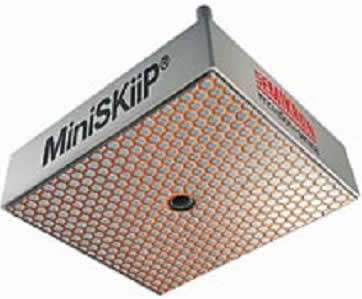 Модуль MiniSKiiP с нанесенной теплопроводящей пастой