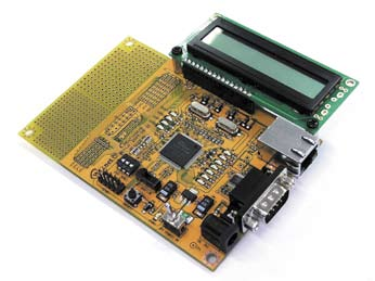 Отладочный набор iMCU7100 EVB