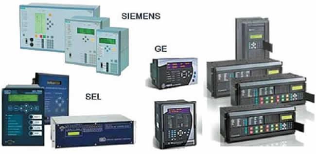 Внешний вид современных МУРЗ различных производителей