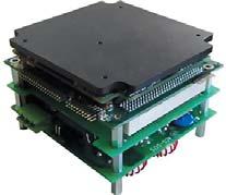 Рис. 2. Схема рассеивания тепла для систем на базе модулей PC/104