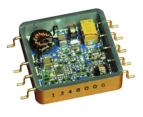 Внешний вид конструкции DC/DC-преобразователя серии ARE100
