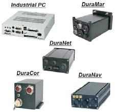 Industrial PC, DuraMar DuraNet, DuraCor, DuraNav