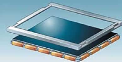 Тестовый прогон ЖК-модулей с термоциклированием для выявления потенциальных дефектов в контактных соединениях