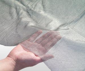Ткань для высокоэффективного экранирования РЧ-полей Aaronia-Shield, ослабление 50дБ