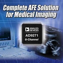 AD9271 — революционное решение для переносных ультразвуковых систем от Analog Device