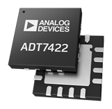 Новый датчик температуры ADT7420 от Analog Devices