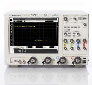 Самый быстрый осциллограф реального времени с истинной аналоговой полосой пропускания 32 ГГц