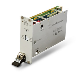 Новый модульный источник тока/напряжения в стандарте PXI