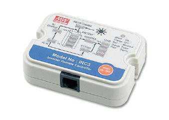 Контроллеры дистанционного управления для инверторов серии IRC от Mean Well
