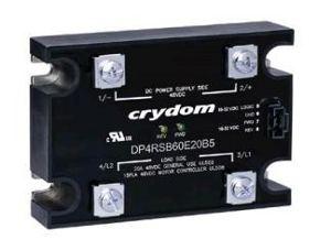 Сильноточные твердотельные реверсивные контакторы постоянного тока серии DP