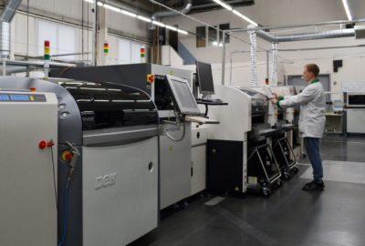 Опубликована база «Контрактные производители электроники 2021»