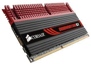 Сверхскоростные модули памяти DIMM DDR3 компании Corsair