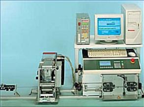 Технологическая линия мерной резки и зачистки провода с нанесением маркировки методом термопереноса