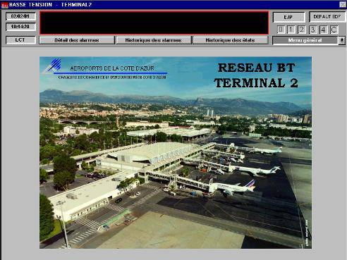 SCADA-пакет PcVue в системах обеспечения жизнедеятельности аэропортов