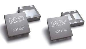 Новый безвыводной корпус для SMD-монтажа— SOT1061