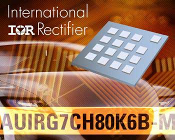 IGBT-транзисторы для автомобильных инверторов