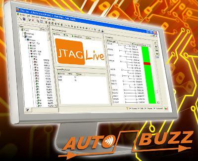 AutoBuzz —JTAG-средство для отладки и ремонта