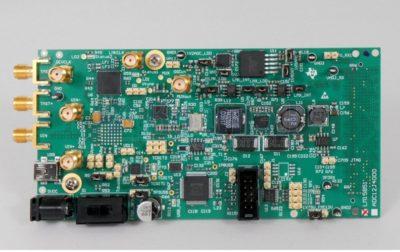 Безлицензионный высокоскоростной АЦП LM15851 от Texas Instruments