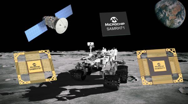 Радиационно стойкие MOSFET от Microchip устойчивы для источников питания космических аппаратов