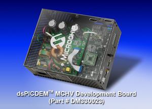 Плата dsPICDEM MCHV Development System