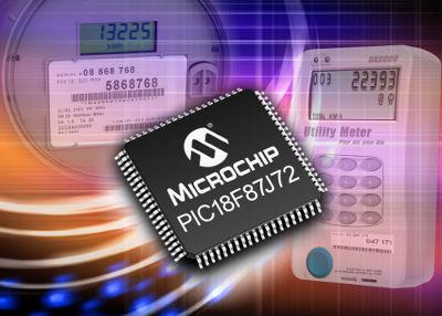 Новые PIC-микроконтроллеры Microchip