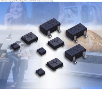 Анизотропные магниторезистивные переключатели уменьшенного размера