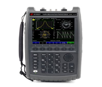 Новый высокопроизводительный ручной СВЧ-анализатор для ускорения процессов развертывания систем 5G, РЛС и спутниковой связи от Keysight Technologies