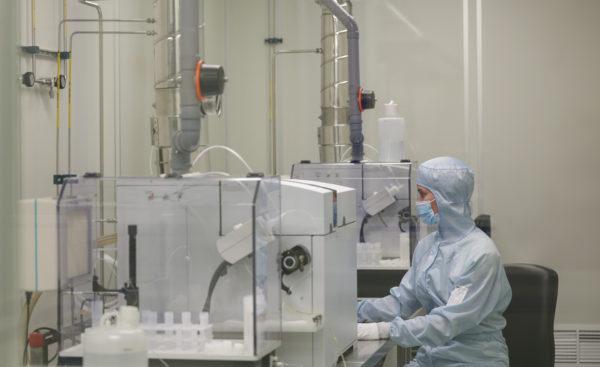 НИИМЭ создал уникальную лабораторию анализа высокочистых материалов