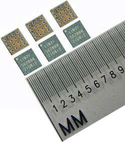 NXP расширяет серию Cortex-M0 LPC1100 сверхкомпактными микроконтроллерами