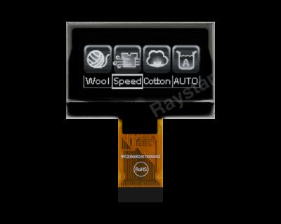 "Дисплеи OLED серии REX012864A размером экрана 1,54"""
