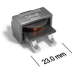 CST3015 — трансформаторы тока для поверхностного монтажа от Coilcraft