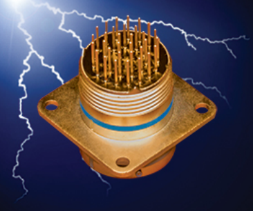Помехоподавляющие круглые разъемы APITech с молниезащитой и защитой от переходных процессов