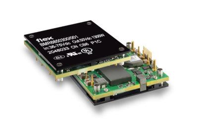 DC/DC-преобразователи BMR685 от  FLEX для сегмента телекоммуникаций