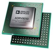 Новая версия высокоинтегрированного широкодиапазонного трансивера ADRV9010 от Analog Devices