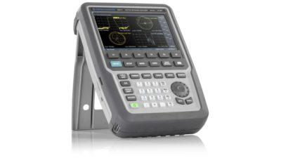 Новый портативный векторный анализатор цепей ZNH до 26,5 ГГц