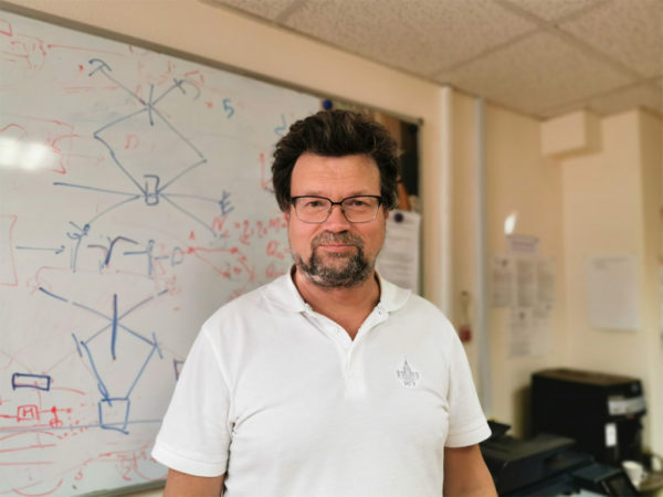профессор кафедры квантовой электроники и научного руководитель Центра квантовых технологий физического факультета МГУ, Кулик С.П.