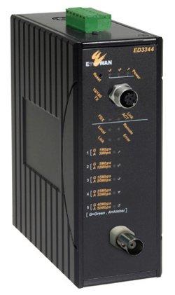 Промышленный «удлинитель» Ethernet — более 2 километров