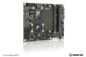 «Компьютер на модуле» ETXexpress-SC на Intel Core второго поколения
