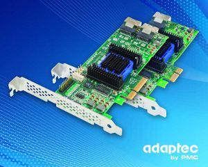 Аппаратные RAID-контроллеры 6Гбайт/с SATA/SAS с интегрированным DRAM-кэшем