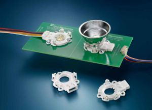 Сокет для беспаечного монтажа светодиодов Cree XLamp MP-LTM