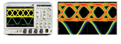 Tektronix объявляет о выпуске осциллографа с полосой пропускания 33 ГГц