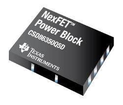 Силовой блок NexFET компании TI