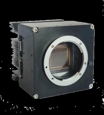 VC400 — высокочувствительная камера видимого диапазона на базе кремневой структуры